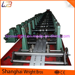 Metal Rack Upright Roll Forming Machine pictures & photos