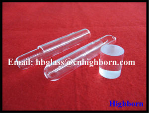 High Purity Clear Quartz Glass Rod Supplier pictures & photos