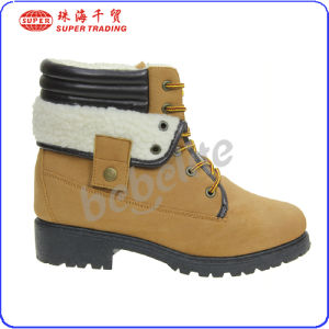American 2016 Women′s Fashion Shoes, Women′s Boots, MID-Boots
