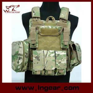 Tactical Military Steel Wire Vest Molle Combat Safety Vest pictures & photos