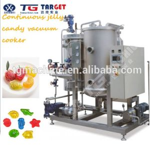 Stainless Steel Toffee Candy Mass Cooker with Ce Certification pictures & photos