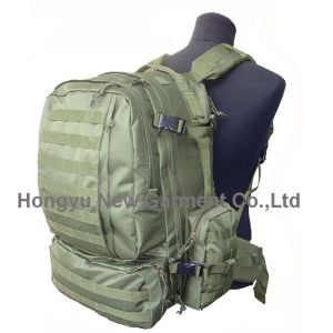 3D Green Big Size Military Molle Backpack pictures & photos