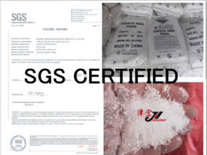 SGS Test 99% Caustic Soda Flake pictures & photos