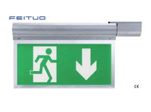 Exit Sign, Emergency Light, LED Emergency Exit Sign pictures & photos