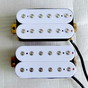 OEM Ceramic Magnent White Humbucker Guitar Pickup pictures & photos