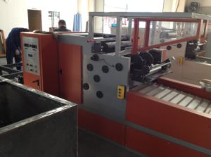 High Speed Aluminium Foil Rewinding Machine Line pictures & photos