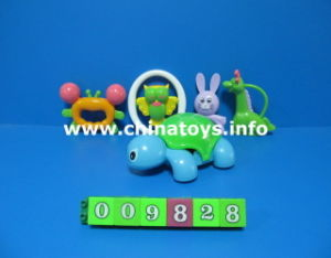 Pull Line Baby Rattle Baby Toy Bell (009828) pictures & photos