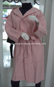 Luxury 100% Microfiber Hotel Bath Robe