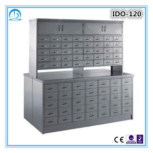 Stainless Steel Hospital Pharmacy Cabinet