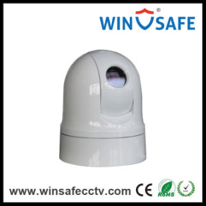 Intelligent IP66 Weatherproof Vehicle CCTV Security PTZ Camera for Cars pictures & photos