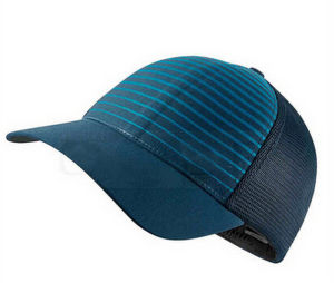 Casual Sport Men′s Ink/Black Polyester Golf Caps pictures & photos