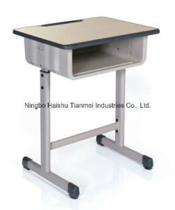 School Single Desk and Chair pictures & photos