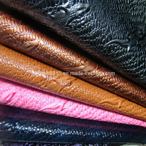 PU Fashion Leather for Handbags (JQ-7136)