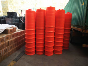 Traffic Safety Channelizer Drum Traffic Barrier Drum pictures & photos