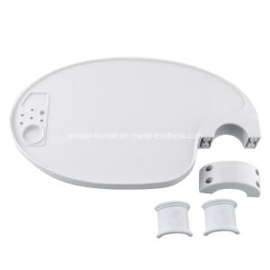 Dental Post Mounted Impression Tray Table Plastic Plastic Mounted Dental Tray Table pictures & photos