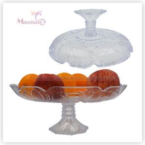 35.5cm 443G Plastic Fruit Plate/Dish, Fruit Serving Tray, Fruit Bowl pictures & photos
