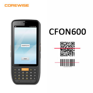 Newest Android 6.0 4G Lte NFC 1d Barcode Scanner USB with Cheap Price pictures & photos
