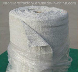 High Heat /Temperature Alumina-Silicate Ceramic Fibre Cloth pictures & photos