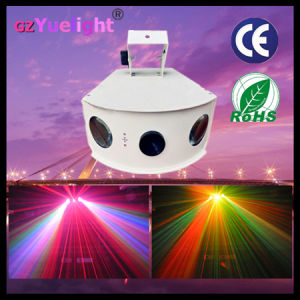 DMX 512 Full Color LED Indoor Light Laser Projector pictures & photos