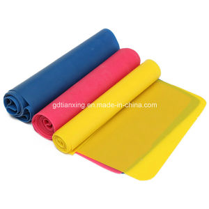 Wholesale Custom Logo Exercise Resistance Bands pictures & photos