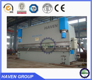 CNC Hydraulic Steel Bending Machine (WC67Y) pictures & photos