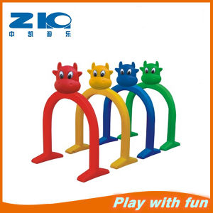 Colorful Kids Plastic Toys Arch for Kindergarten pictures & photos