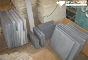 Grey Sandstone Tiles for Wall/Flooring (CS071) pictures & photos