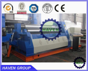 W12S-20X2000 4 Roller Steel Plate Rolling and Bending Machine pictures & photos