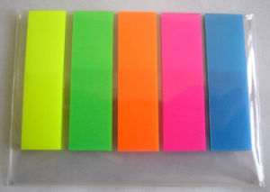 Good Quality Colorful Memo Cube Sticky Notes for Office pictures & photos