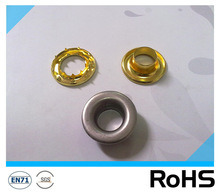 Steel Eyelets Brass Eyelets Aluminum Eyelets and Grommets pictures & photos