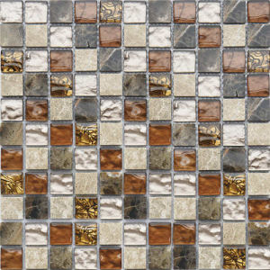 Building Material Wall and Floor Tile Nature Stone Marble Mosaic pictures & photos