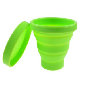 Hot Sale Collapsible Silicone Summit-X Cup pictures & photos
