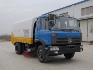 8 Ton Sweeper Truck pictures & photos