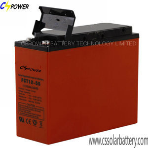 CE Approved Front Terminal Battery for Telecom Station 12V150ah pictures & photos