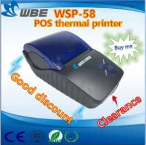58mm Thermal Printer with RS232/Infrared Interface pictures & photos