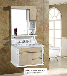 PVC Bathroom Vanity / Single Bathroom Vanity pictures & photos