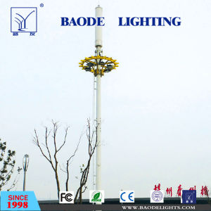 Auto Lifting System 30m High Mast Lighting (BDG30) pictures & photos