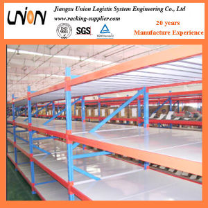 High Quality Q235 Material Adjustabe Steel Longspan Shelving pictures & photos
