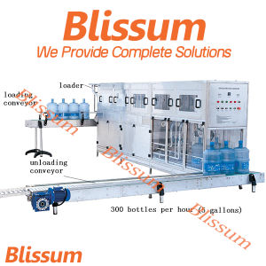 5 Gallon Drinking Water Bottling Machine pictures & photos