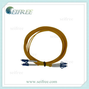 LC/Upc Fiber Optic Connector (Patch Cord) pictures & photos
