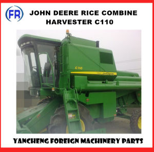 John Deere Rice Combine Harvester C110 pictures & photos