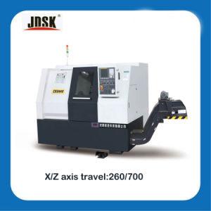 Taiwan Turret Type CNC Lathe Machine pictures & photos