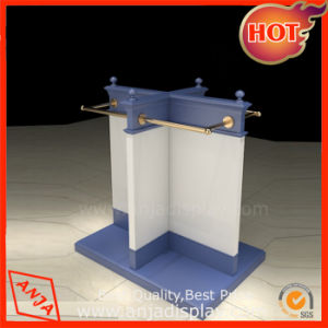 MDF Gondola Display Stand for Clothes Shop pictures & photos
