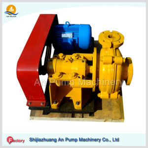 Zj Series China Hot Sale Heavy Duty Centrifugal Slurry Pump pictures & photos
