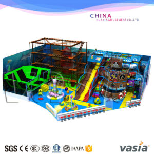 Shopping Mall Jungle Gym Commercial Indoor Playground Amusement Park pictures & photos