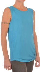 Women′s Sleeveless Bamboo T-Shirts pictures & photos