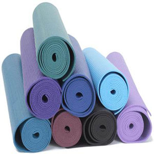 2015 High Quality PVC Yoga Mat pictures & photos