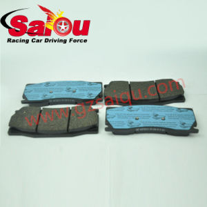Dedicated Brake Pad for Refitted Car Alcon Cr97 Caliper