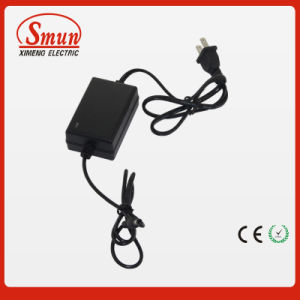 Switching Power Supply 12W 12V 1A AC-DC Power Adapter pictures & photos