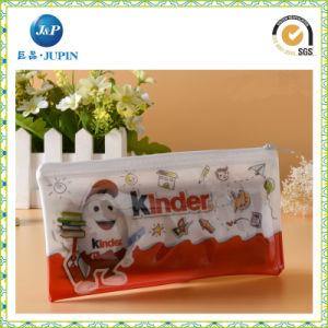 PVC Pencil Bag for Color Pen (JP-plastic043) pictures & photos
